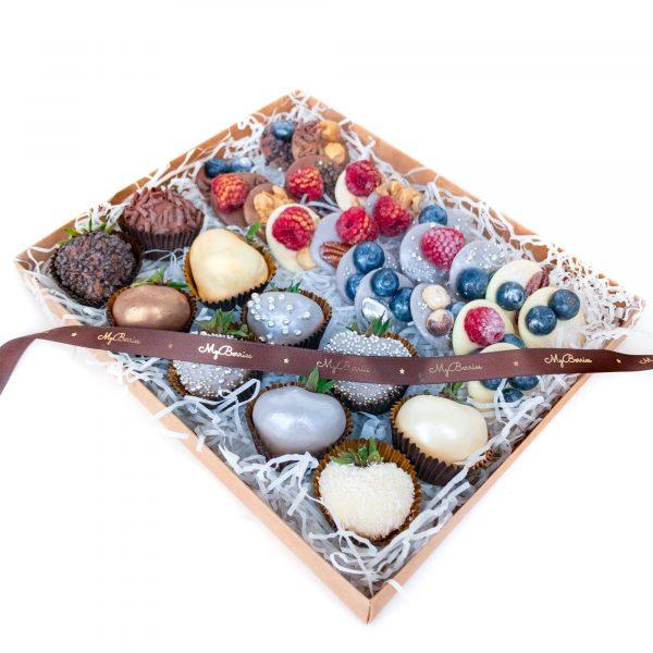 Набор сладостей: железная леди