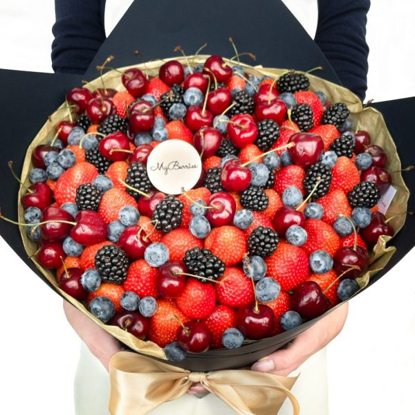 Букет из ягод: Dark