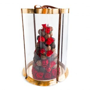 Башня из клубники и роз: Эль Торро