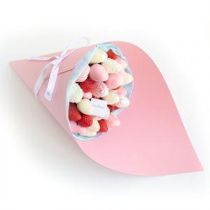 Букет из ягод: Пинки