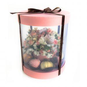Коробочка-аквариум: барби
