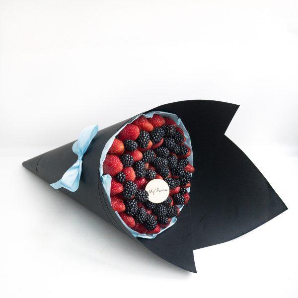 Букет из ягод: Queen