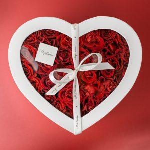 Сердце с двойным дном: монобукет