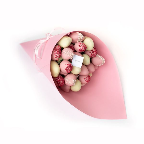 Букет из ягод: Фламинго