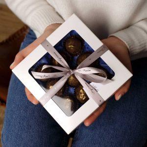 Набор конфет: сырный трюфель