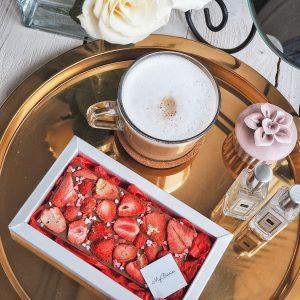 Шоколад ручной работы: Be my Valentine